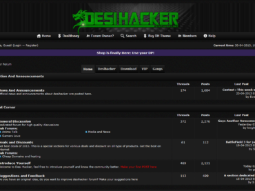 Desihacker Premium Mybb Themes